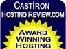 2008 Award Winning Hosting