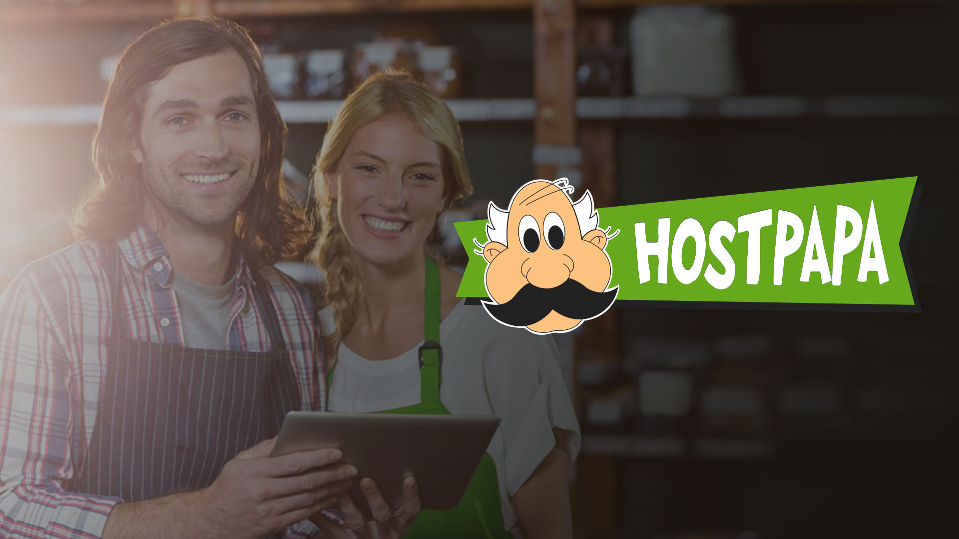 Web Hosting from HostPapa - Get Started