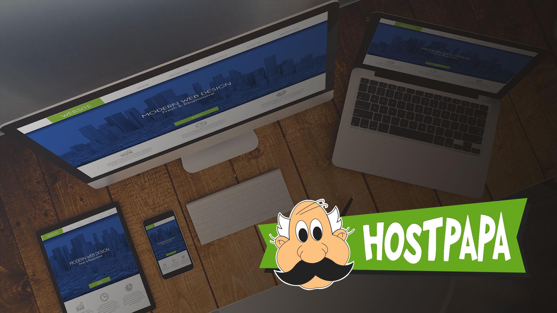 Website Builders | Best Website Builder | HostPapa