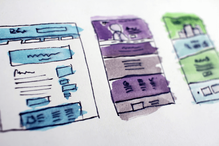 Creating your website layout