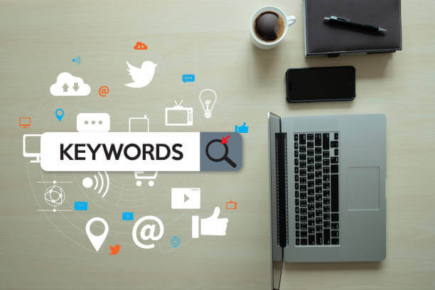 Research keywords for your FAQ page