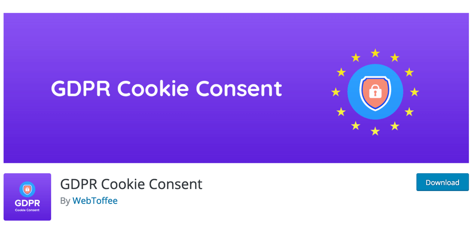 Cookie Law Info created this plugin to help you keep your website GDPR-compliant for cookie usage.