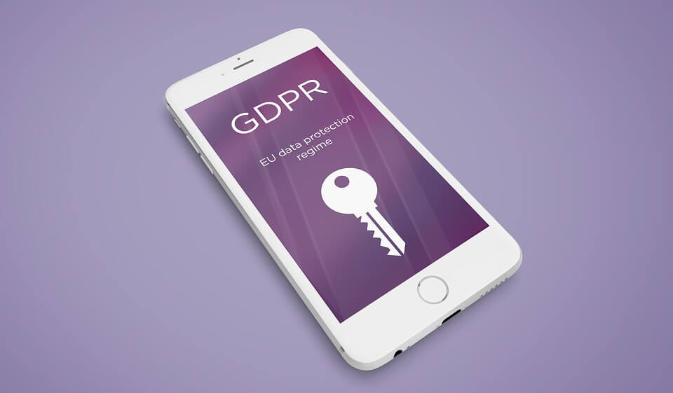 GDPR stands for General Data Protection Regulation.
