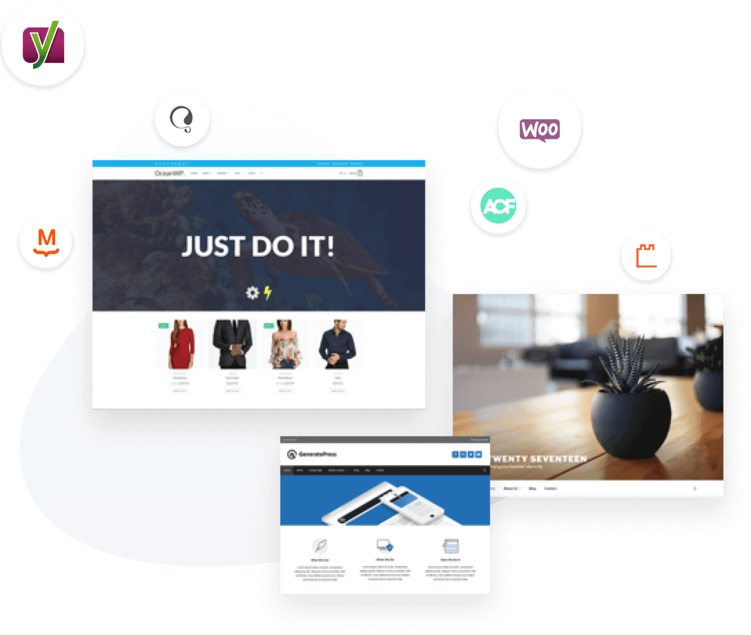 Create amazing sites with an easy-to-use tool