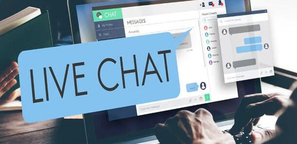 If your business is growing consider a Live Chat service