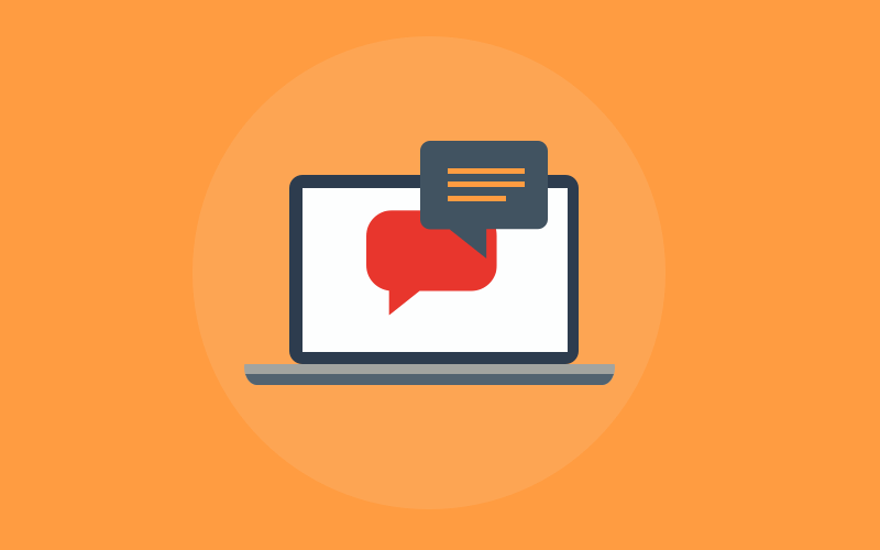 Use Live Chat as a digital strategy