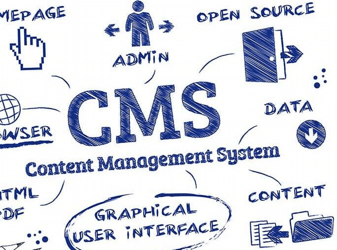 Keep your core CMS updated
