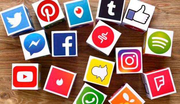 Communicate with your customers through social media networks