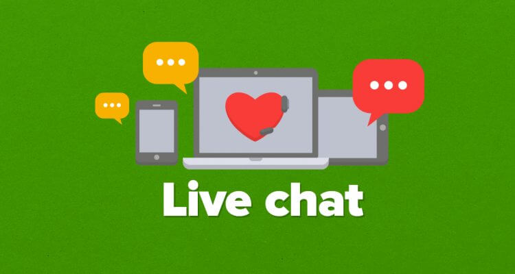 Live chat support for your website will help your small business