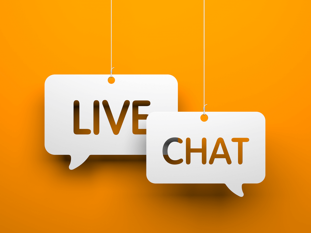 Check this great live chat options