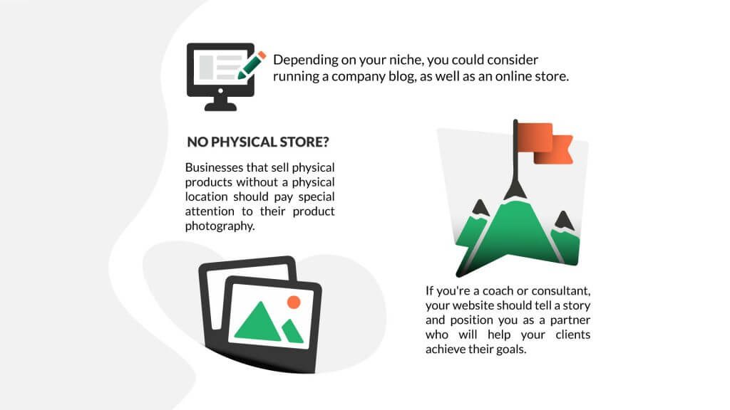Small Business design tips to inspire your website