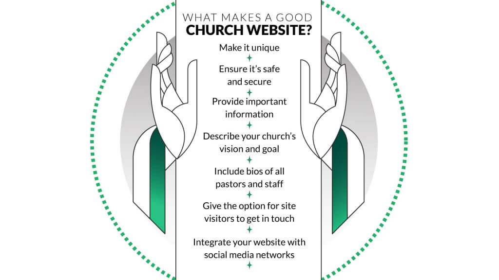 Check these church website templates