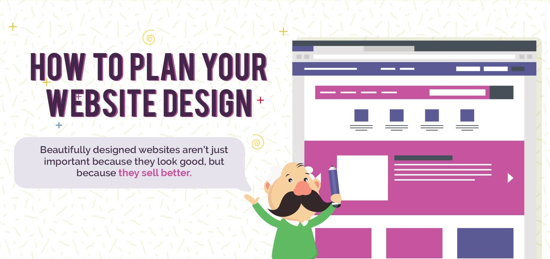 Infographic: Plan Your Website Design