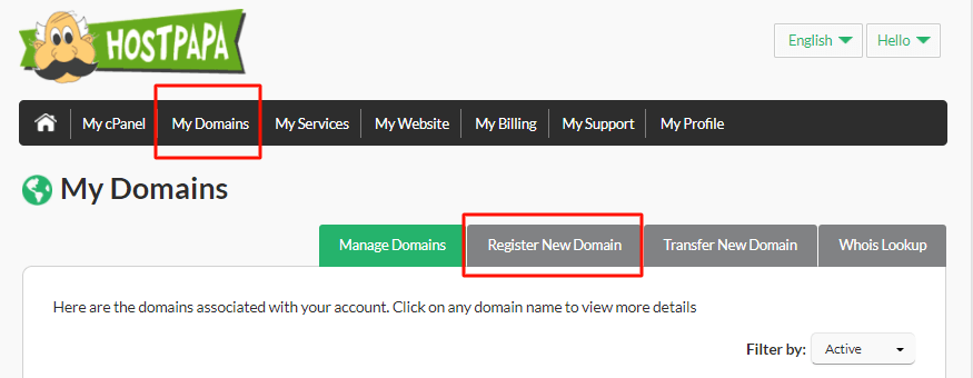 What an addon domain is and how to set it up
