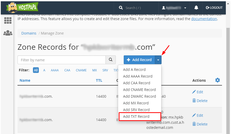 How to create an SPF record for your domain - HostPapa