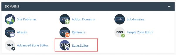 Zone Editor