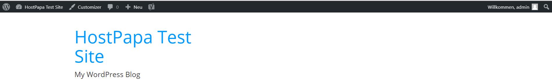 Wordpress dashboard 10